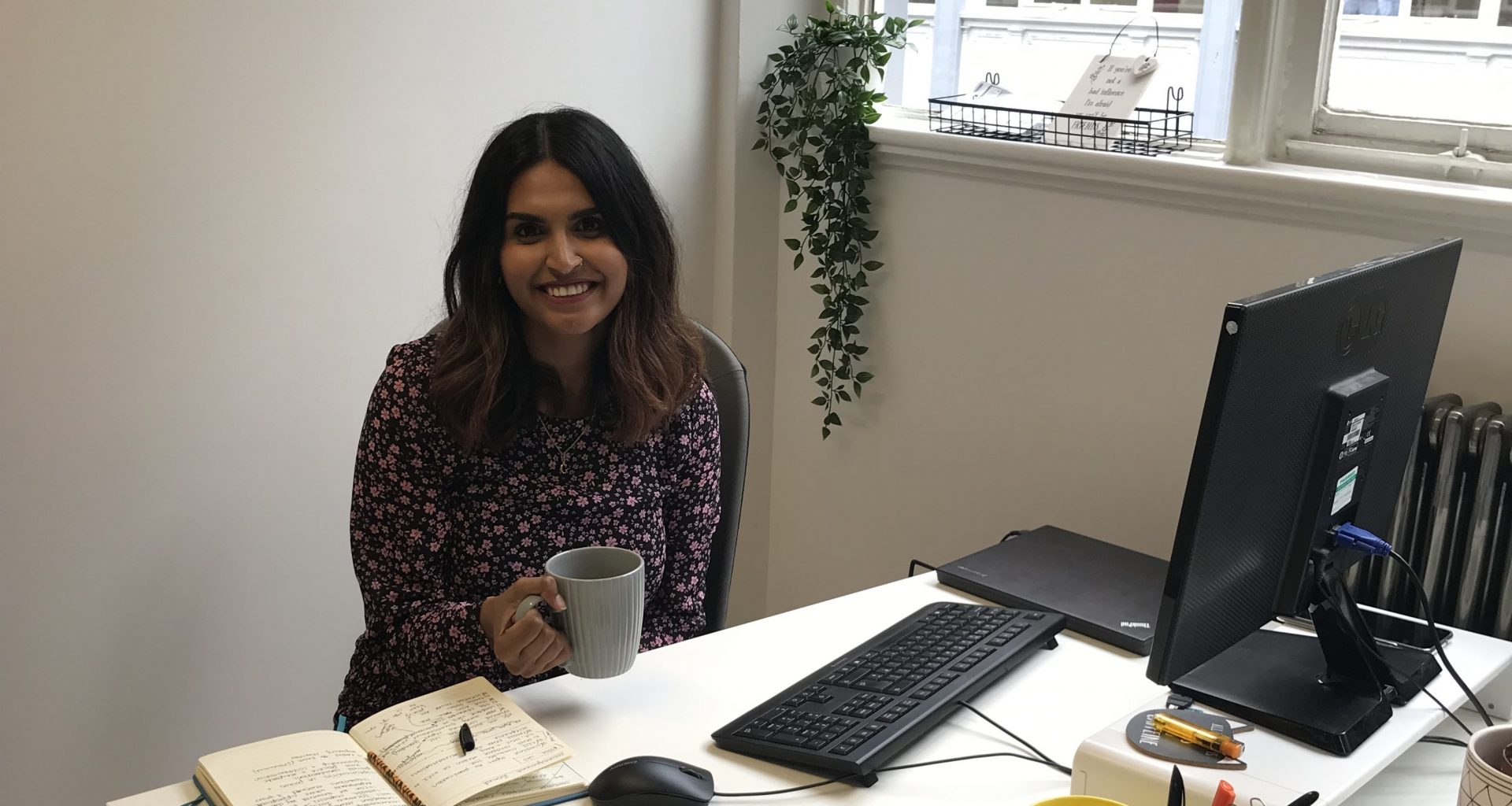"""Featured image for """"Grishma appointed to equality and diversity role at City Hearts"""""""